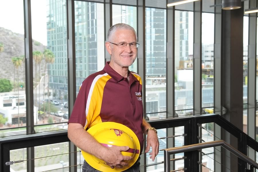 Allan Chasey: Embracing his construction destiny