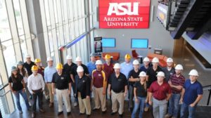 ASU Professors and Students